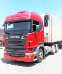Scania no BOLETO - 2012
