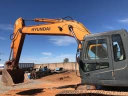 Escavadeira hidráulica Hyundai R250