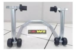 Cavalete universal 4 rodas para balança/slider WR