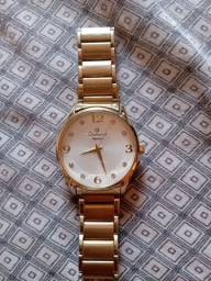 Relógio champion elegance e caixa multimídia hb20