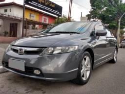 Civic Sedan LXS 1.8 Flex Completo 2009