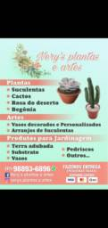 Nery's plantas e artes