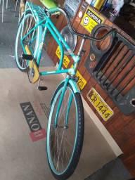 Bicicleta antiga monark brasiliana H.M ano 1962