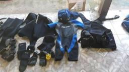 Equipamento de mergulho autonomo