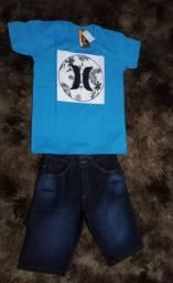 Camisas Calças e bermudasATACADO