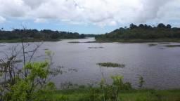 Sitio as margens da barragem do duas unas