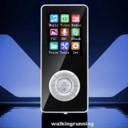 Mp3 Player Bluetooth Suporta Cartão 32GB