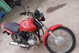 Vendo uma moto FAN