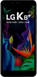 Smartphone LG K8+ 16GB Dual Chip Tela 5' Câmera Principal 8MP Frontal 5MP Android 7.0