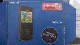 Celular Nokia com carregador por 60 reais