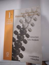 Livros de matemática( função, calculo.)