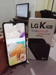 Lg K41s lançamento 2020