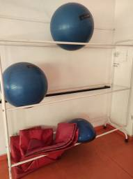 Estante de bola Pilates