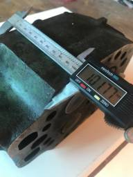 Cabeçote com valvula motor OM 355/6