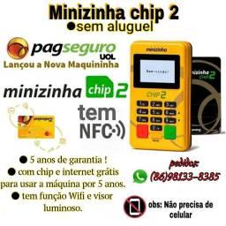Minizinhas Chip 2 / wifi  / entrega grátis+instalação em parceria c/ o suporte pag seguro