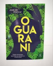"Livro ""O Guarani"" de José de Alencar. Obs.: Novo"