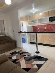 Mobiliado no residencial Araçá