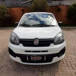 * Fiat Uno Attractive 1.0 * Impecável  * 38 mil km *