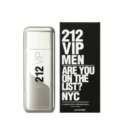 Perfume 212 Vip Men 100ml Eau De Toilette - Carolina Herreira