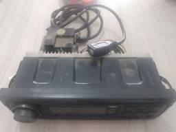 Rádio original gm com USB