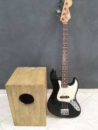 Cajon / Baixo Eagle modelo jazz bass