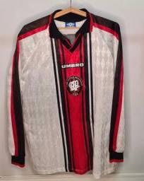 Camisa Athletico PR 1997Manga longa #9