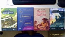 Vendo Livros Didáticos e Literatura 8º Ano Só Venda
