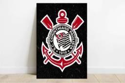 Título do anúncio: Quadros Decorativos - Times de Futebol - São Carlos