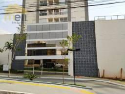 Apartamento com 2 dormitórios para alugar, 61 m² por R$ 1.490,00/mês - Vila Industrial - P