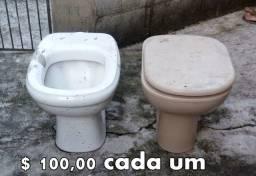 Vasos sanitários