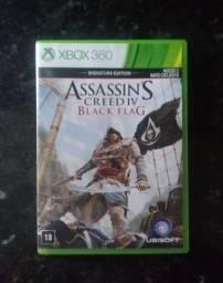 Jogo Assassin's Creed IV Black Flag Xbox 360 usado