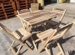 Título do anúncio: Cadeiras e mesas dodravel de bar