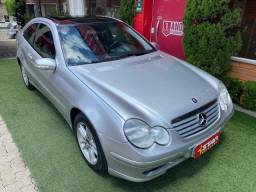 2003 MERCEDES-BENZ C230 K COUPE