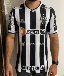 Camisa Oficial do Atlético Mineiro 2021