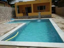 Aluga-se casas com piscinas, no forte Orange e Pilar,ilha de Itamaracá