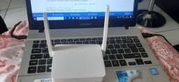 Roteador wifi Mercusys 2 antenas 2 portas