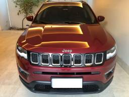 Jeep Compass, Único Dono 47mil km