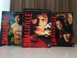 Box Smallville temporadas 1 , 2 3