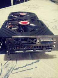 Placa de vídeo RX 580 XFX