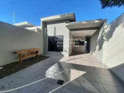 Jardim Itamaraca Casa Nova 3 Quartos Piso Porcelanato Sobra de Terreno