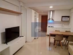 Título do anúncio: Apartamento com 1 dormitório para alugar, 38 m² por R$ 2.300,00/mês - Piedade - Jaboatão d