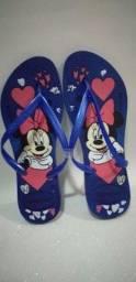 Chinelos Disney!