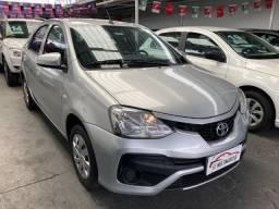 Toyota -Etios Sedan 1.5 X Flex-Automatico- 2018