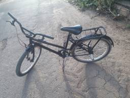 Vendo bicicleta poti media