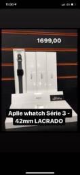 Apple Watch 42mm série 3 NOVO