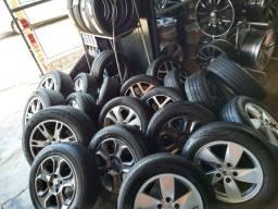 Rodas d pneus novos