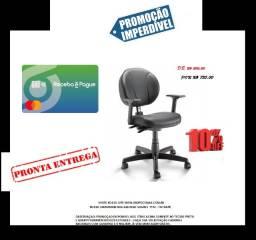 Título do anúncio: Cadeira Giratória Ergonômica C/ Braço Digitador Entrega 24 Horas!