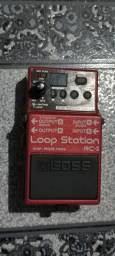 Pedal loop station Boss RC - 3