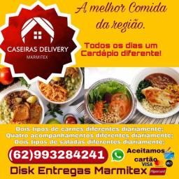 Caseiras Delivery marmitex