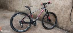Bicicleta aro 29 freio hidráulico